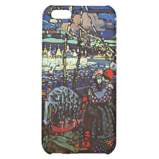 Riding Couple by Wassily Kandinsky iPhone 5C Covers