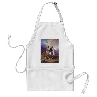 Riding Of Prince Wilhelm Of Prussia Aprons