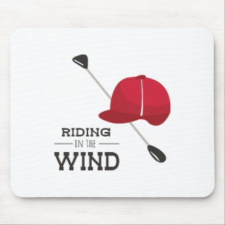Riding Wind Mouse Pads