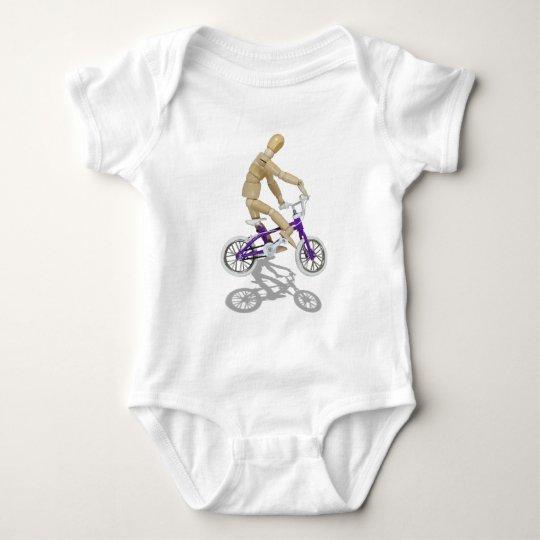 RidingSportBike081510 Baby Bodysuit