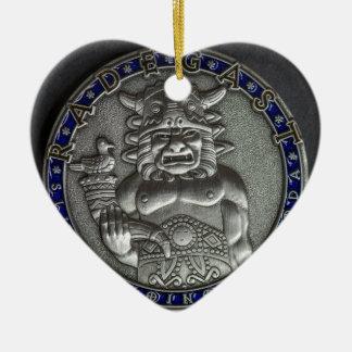 Riedegost: Slavic God of Hospitality Ornaments