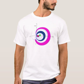Riemann zeta transparent.gif T-Shirt