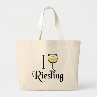 Riesling Wine Lover Gifts Canvas Bag