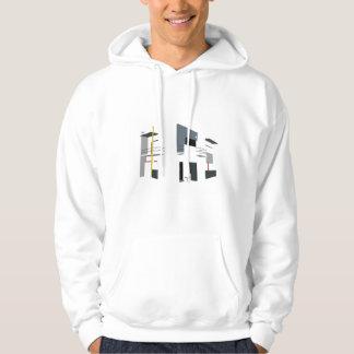 Rietveld Schröder House Hooded Sweatshirts