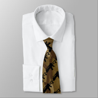 Rifle Camo Tie