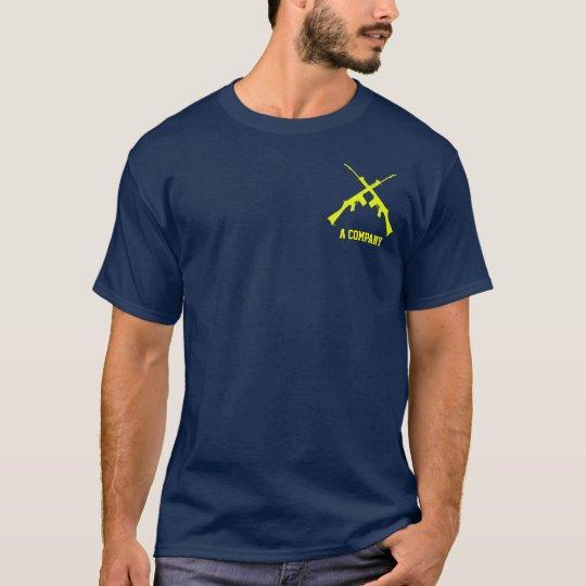 Rifle Company Tee Shirt 80s vintage