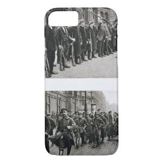 Rifle drill of the Spartacists (top) Revolutionary iPhone 8/7 Case