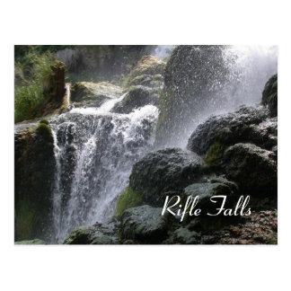 Rifle Falls Postcard