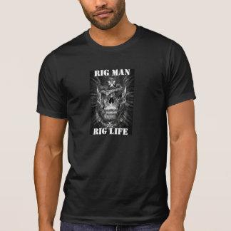 Rig Man, Rig Life Tee Shirt