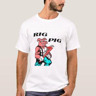 Rig Pig zazzle T-Shirt