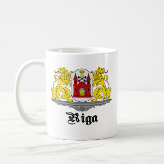 Riga Latvia coffee mug