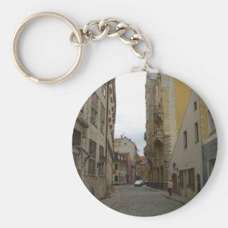 Riga Latvia Key Ring
