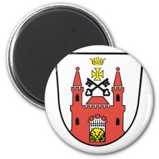 Riga, Latvia Magnet