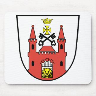 Riga, Latvia Mouse Mat