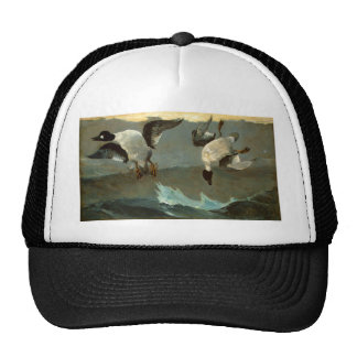 Right and Left by Winslow Homer Trucker Hat