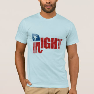 RIGHT Faded.png T-Shirt
