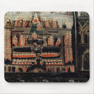 Right hand side of Diptych showing the Parliament Mouse Pad