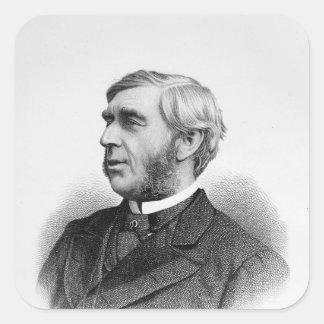 Right Honourable George J. Goschen Square Sticker