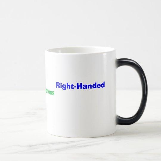 Right/Left Handed Mug