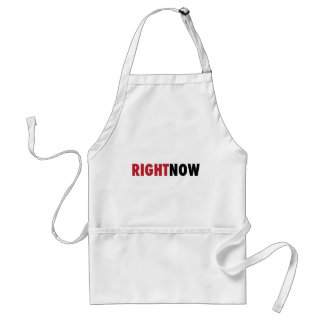 Right Now Aprons