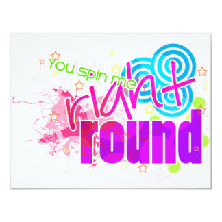 RIGHT ROUND CARD