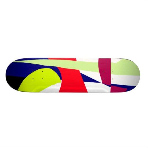 Right Track Belief God Steady No Hero Skateboard
