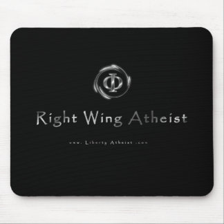 Right Wing Atheist Mousepad