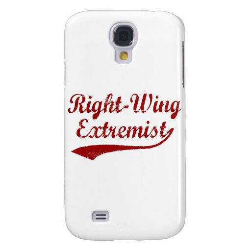 Right Wing Extremist Samsung Galaxy S4 Cover