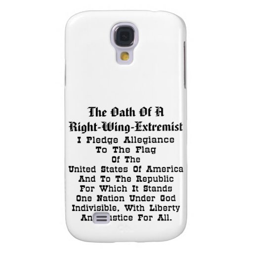 Right-Wing Extremist Samsung Galaxy S4 Case