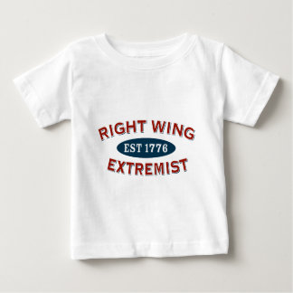 Right-Wing Extremist Est 1776 T Shirts