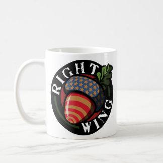 Right Wing Nut Coffee Mug