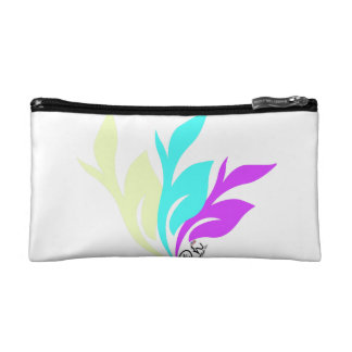 RightOn Floral Cosmetic Bags