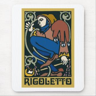 Rigoletto, Opera Mouse Pad