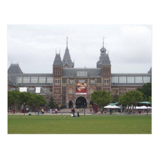 rijksmuseum amsterdam postcard
