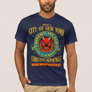 RIKERS_ISLAND T-Shirt