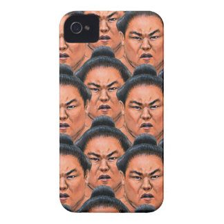 RIKISHI!! (Sumo Wrestler) Case-Mate iPhone 4 Cases