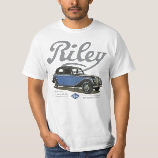 Riley Classic Car T Shirt