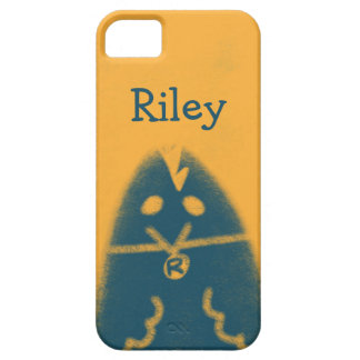 Riley rooster iPhone 5 case