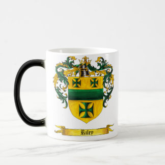 Riley Shield of Arms Coffee Mugs