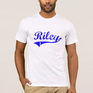 Riley Surname Classic Style T-Shirt