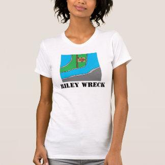 RILEY WRECK T-SHIRTS