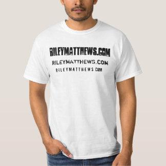 RileyMatthews.com - the Shirt! T-Shirt
