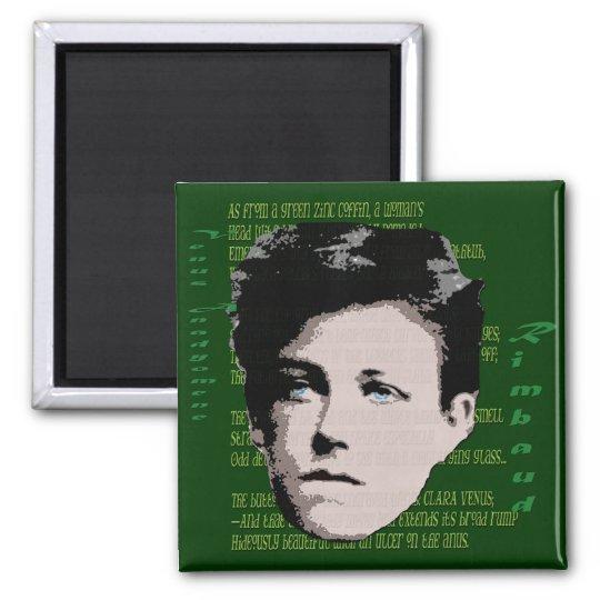Rimbaud Magnet