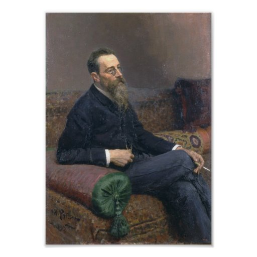 Rimsky-Korsakov Poster