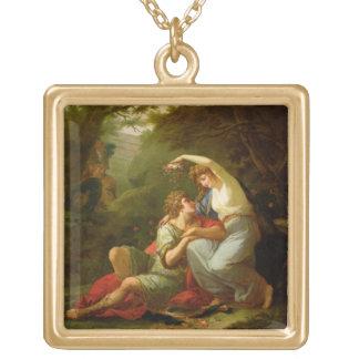 Rinaldo and Armida, 1771 (oil on canvas) Jewelry