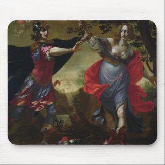 Rinaldo and Armida, c.1630-40 (oil on canvas) Mouse Pad