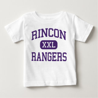 Rincon - Rangers - High School - Tucson Arizona Baby T-Shirt