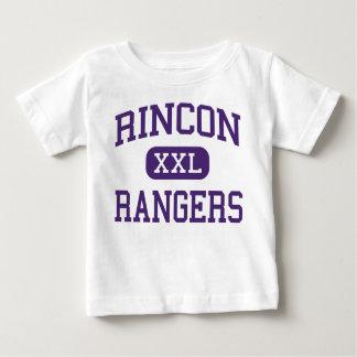 Rincon - Rangers - High School - Tucson Arizona Baby T-Shirt