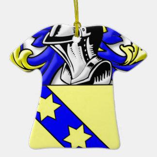 Rinehart Coat of Arms Christmas Tree Ornaments