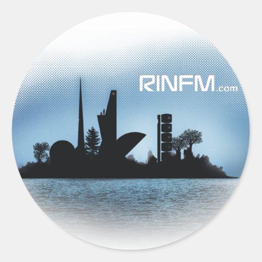 Rinfm Sticker